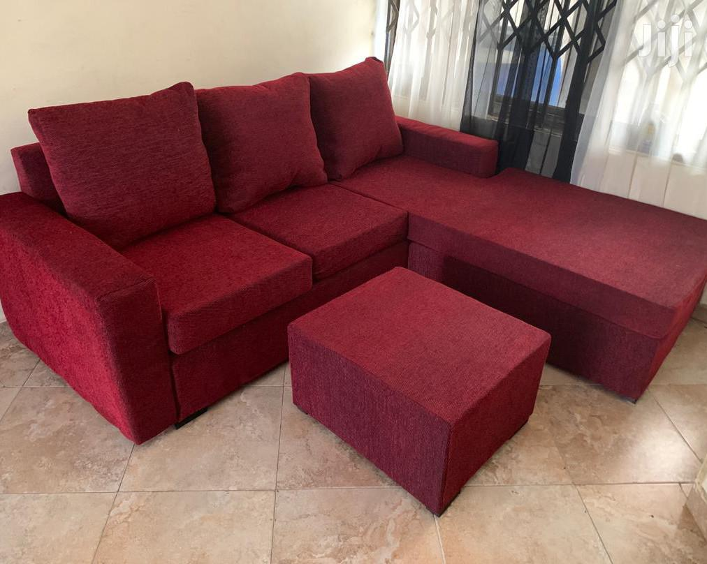 Archive: Fresh and New Quality Italian L Shape Sofa