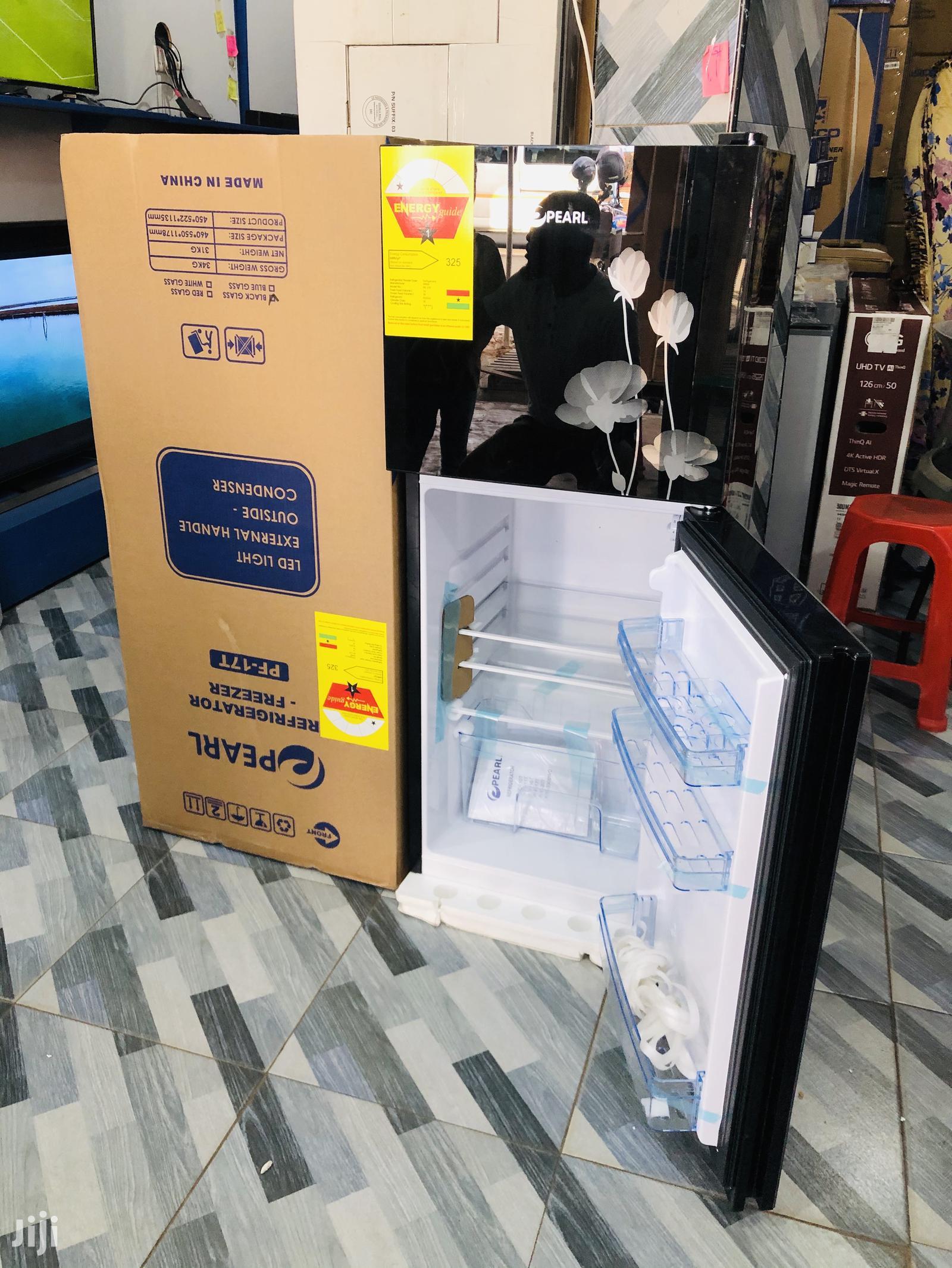 Brand New Pearl 17T Refrigerator-fridge | Kitchen Appliances for sale in Kumasi Metropolitan, Ashanti, Ghana