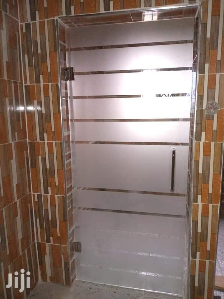 Doors Bathroom Glass Partition | Doors for sale in South Labadi, Greater Accra, Ghana