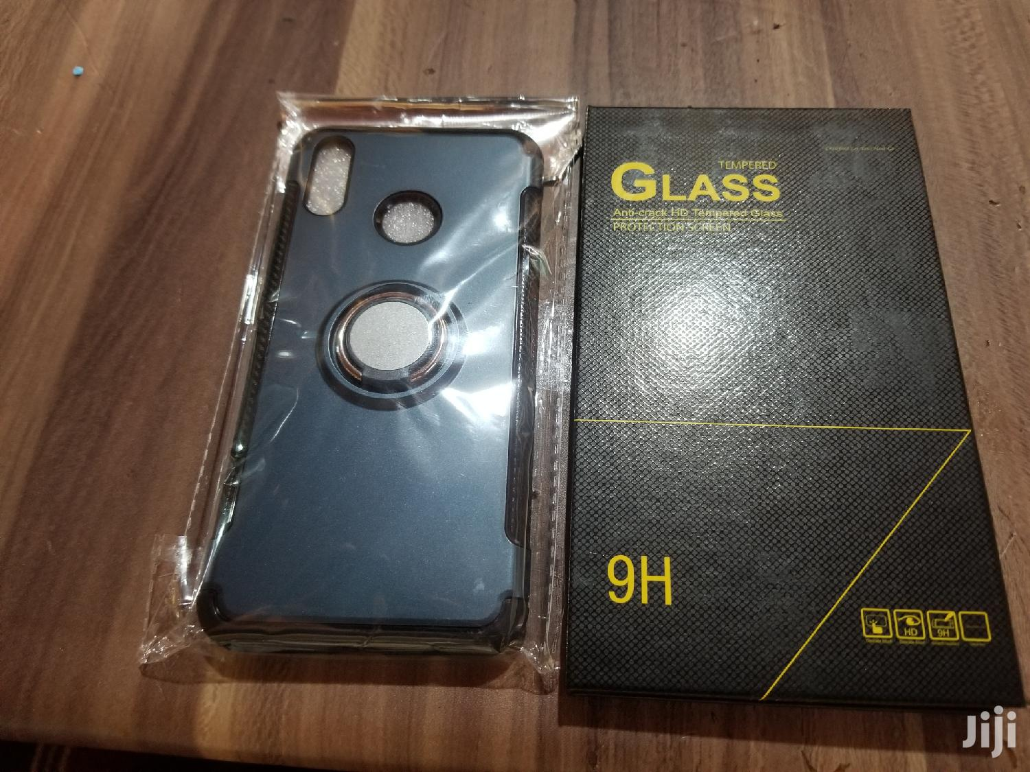 Huawei Nova 3i Case And Glass Protector For Sale