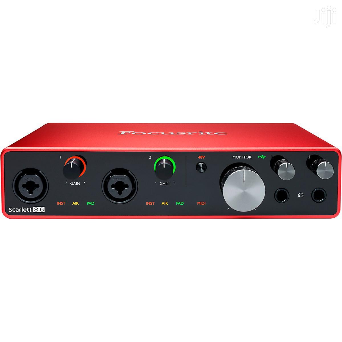 2i2 3rd Generation USB Audio Interface