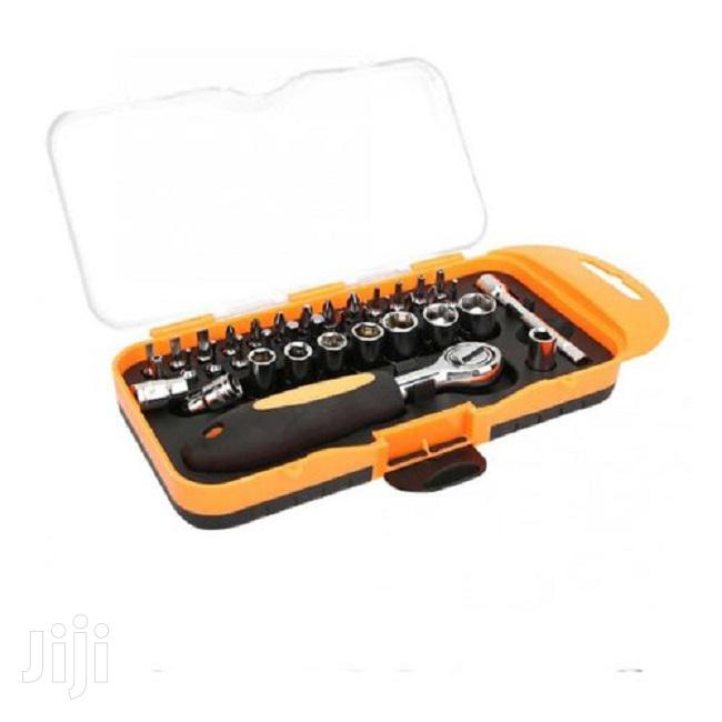 38pcs Precision Ratchet Screwdriver / Wrench