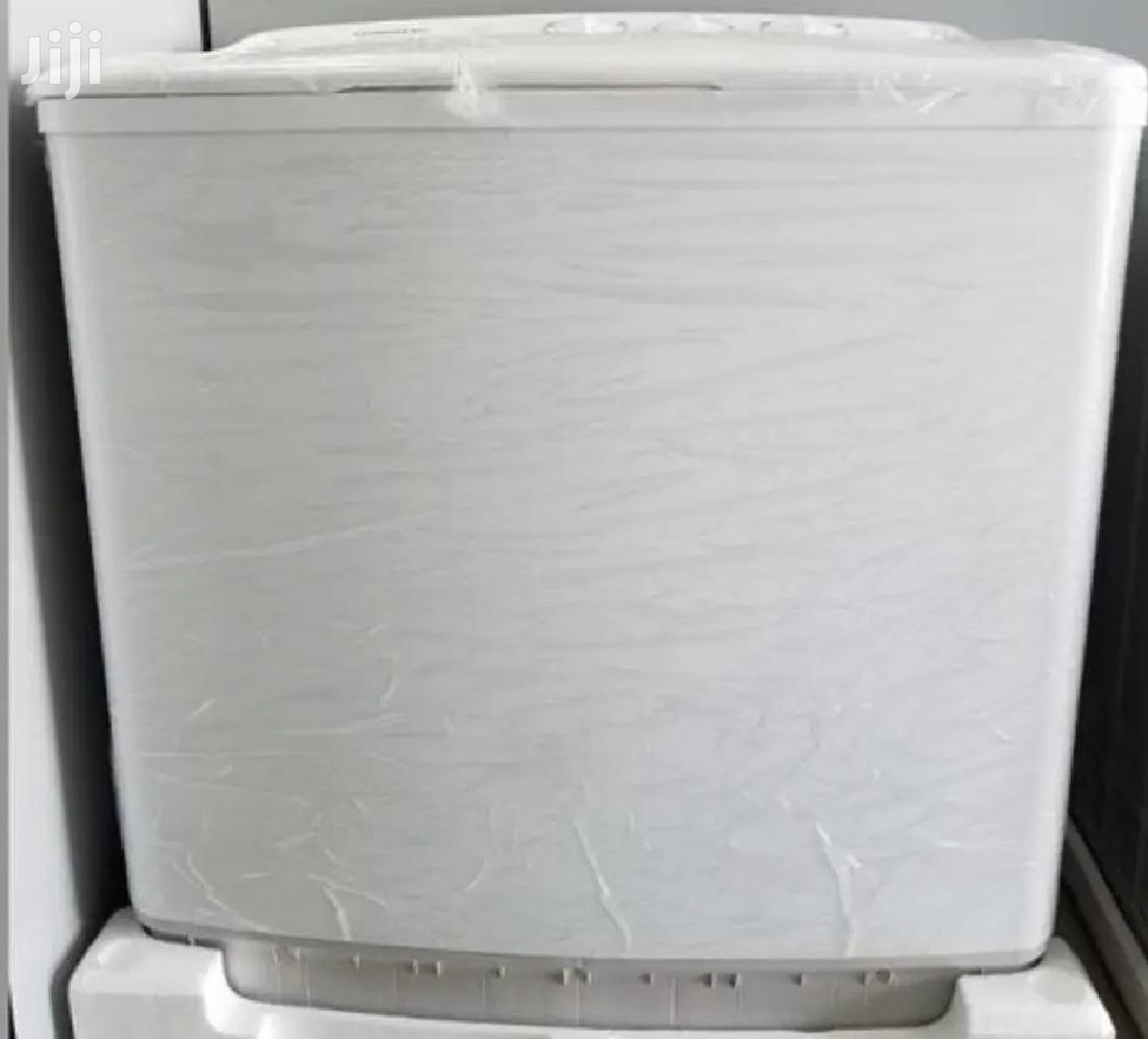 Nasco 10 Kg Washing Machine Twin Tub Semi Automatic
