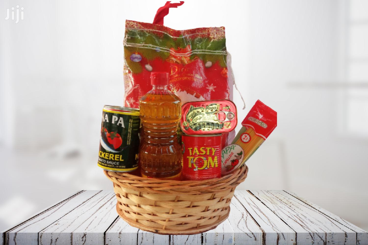 New Month Gift Basket