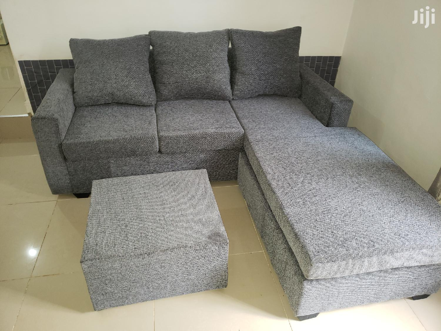 Promotion Brand New Quality L Shape Italian Sofa