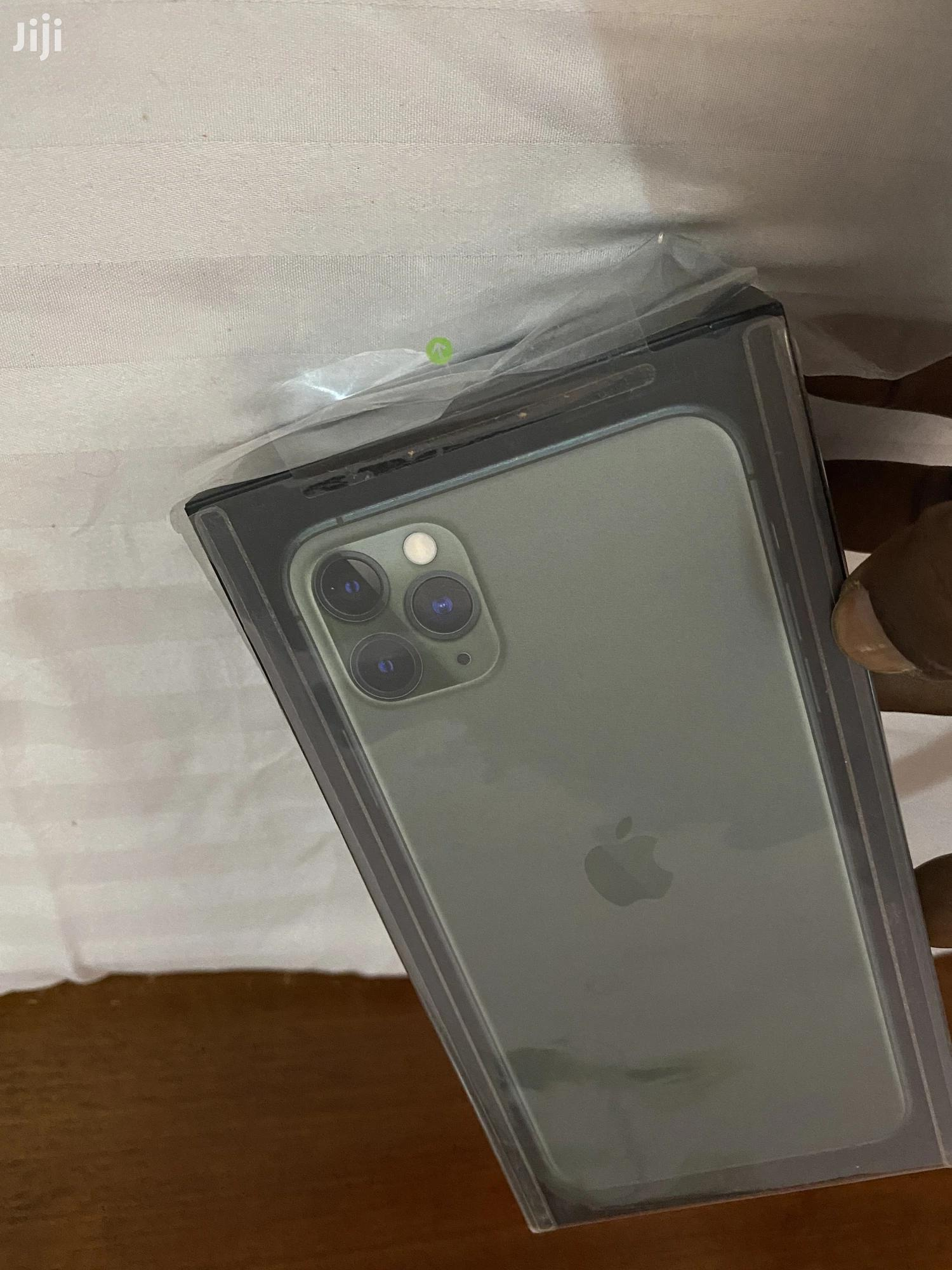 Archive: New Apple iPhone 11 Pro Max 512 GB Green