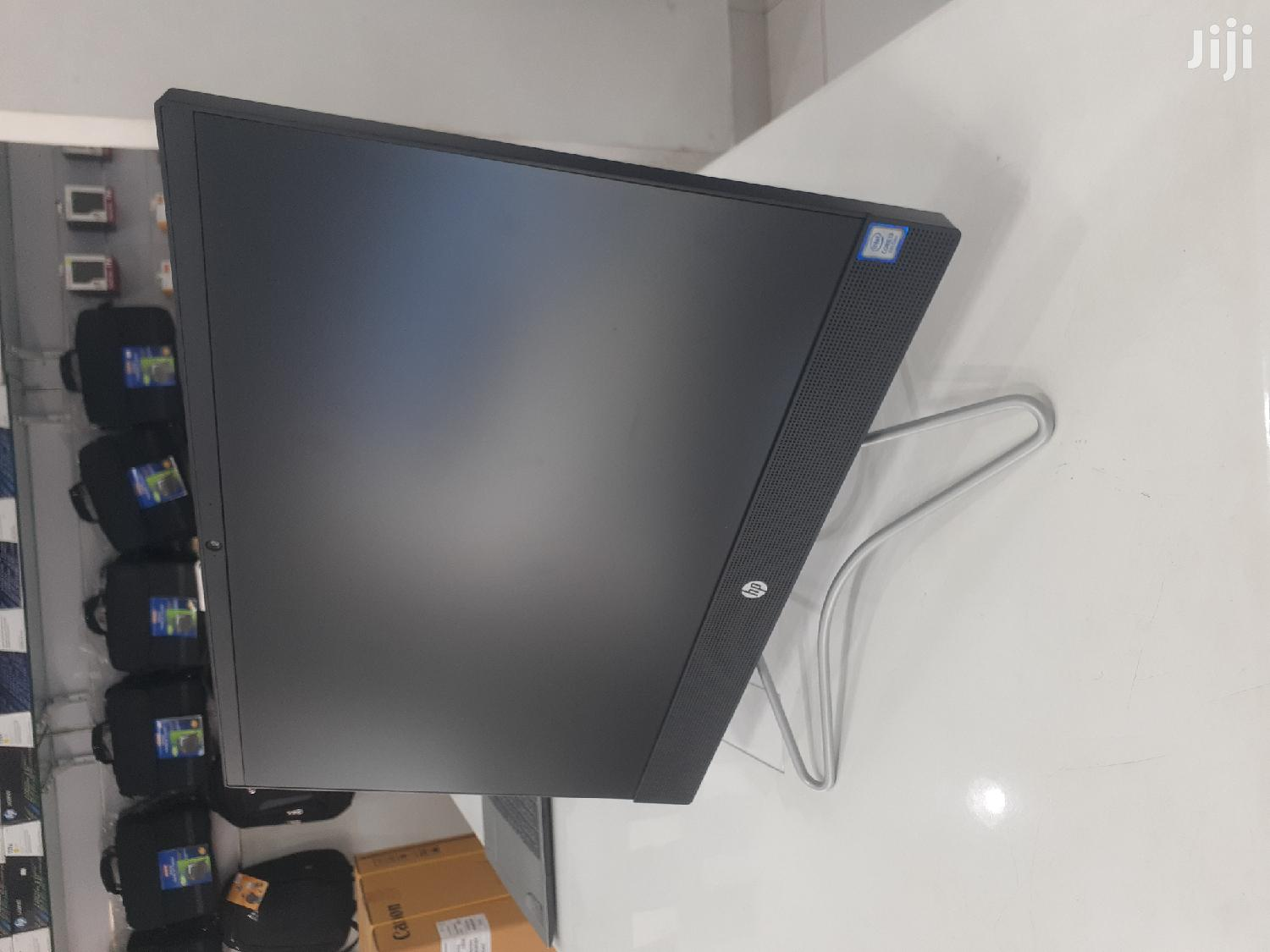 New Desktop Computer HP AiO 24 8GB Intel Core I5 HDD 1T | Laptops & Computers for sale in Kokomlemle, Greater Accra, Ghana
