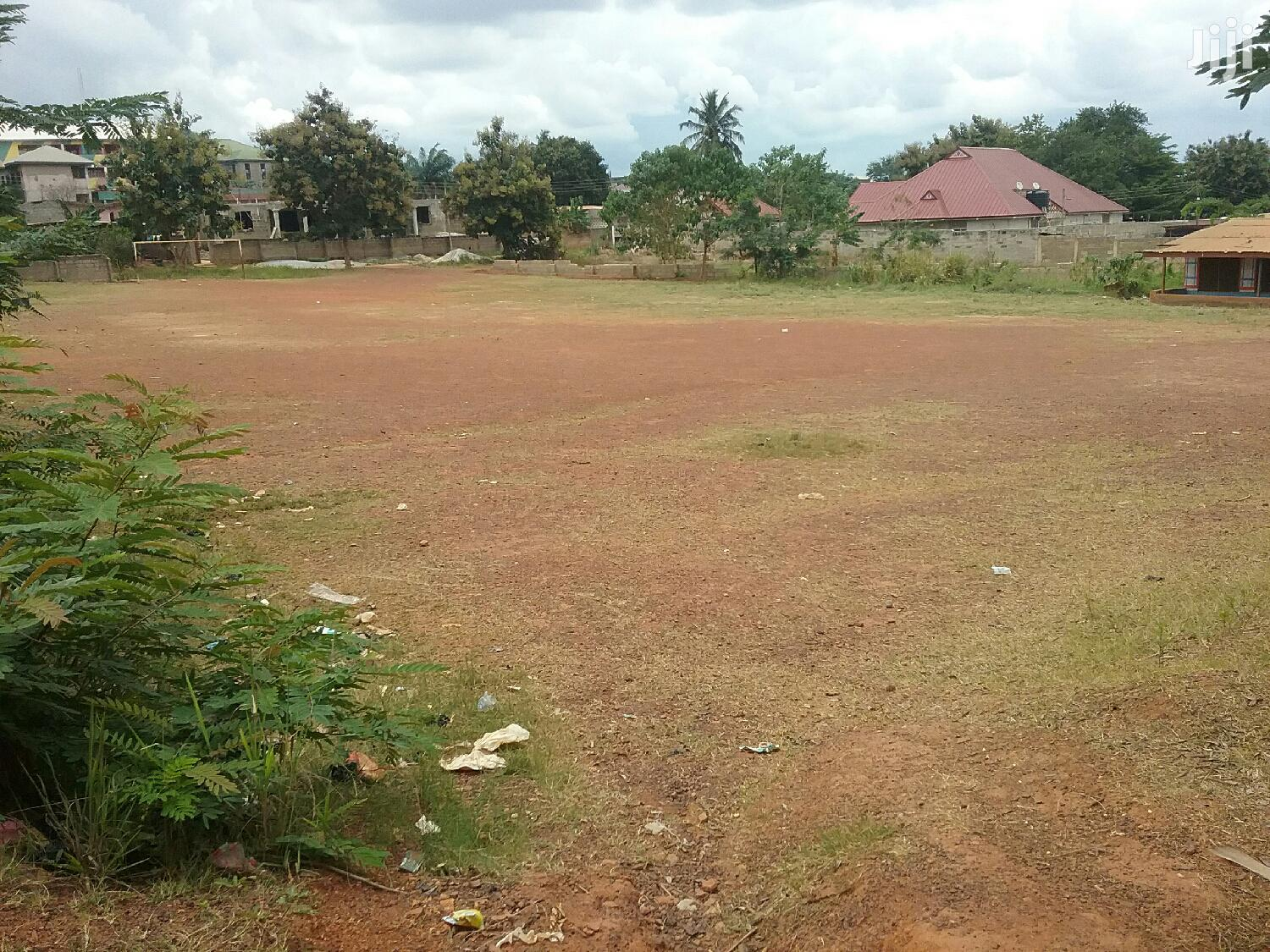 2 Plots Of Land For Sale At Patasi Edwenease Roadside