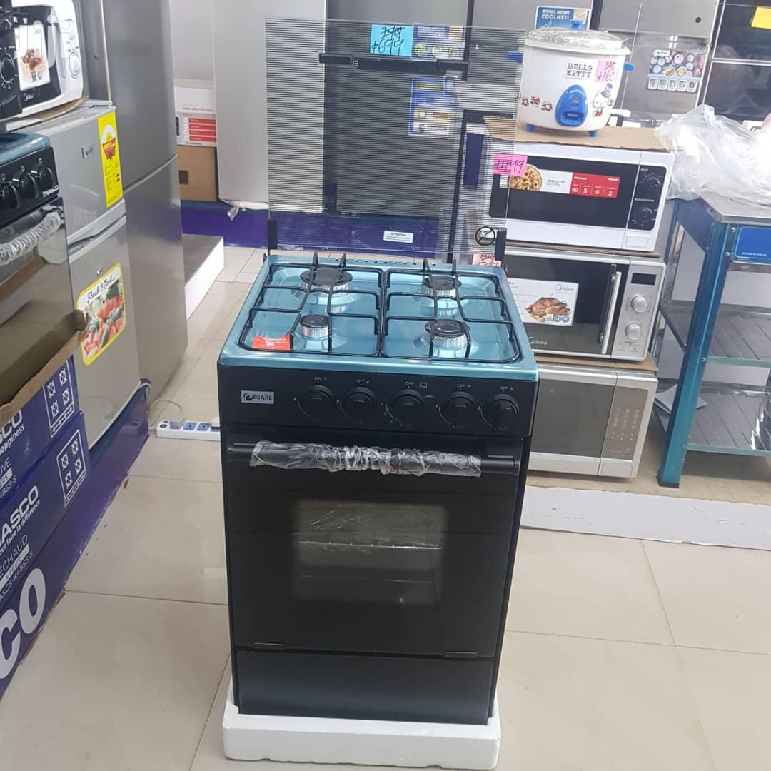 Pearl 4 Burner Gas Cooker With Oven Grill | Kitchen Appliances for sale in Accra Metropolitan, Greater Accra, Ghana