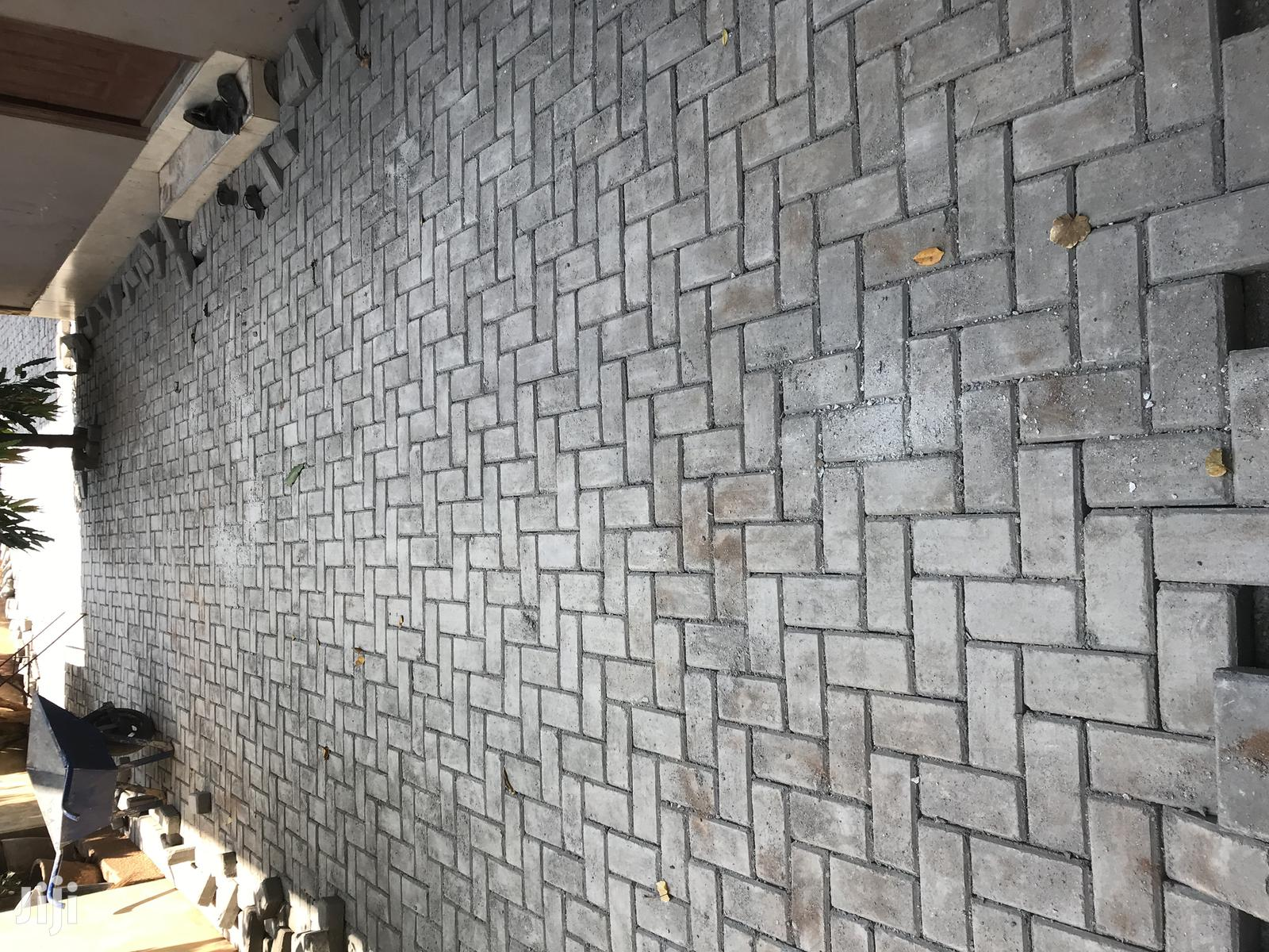 Pavement Bricks Blocks Laying and Production Professionals | Building Materials for sale in Dansoman, Greater Accra, Ghana