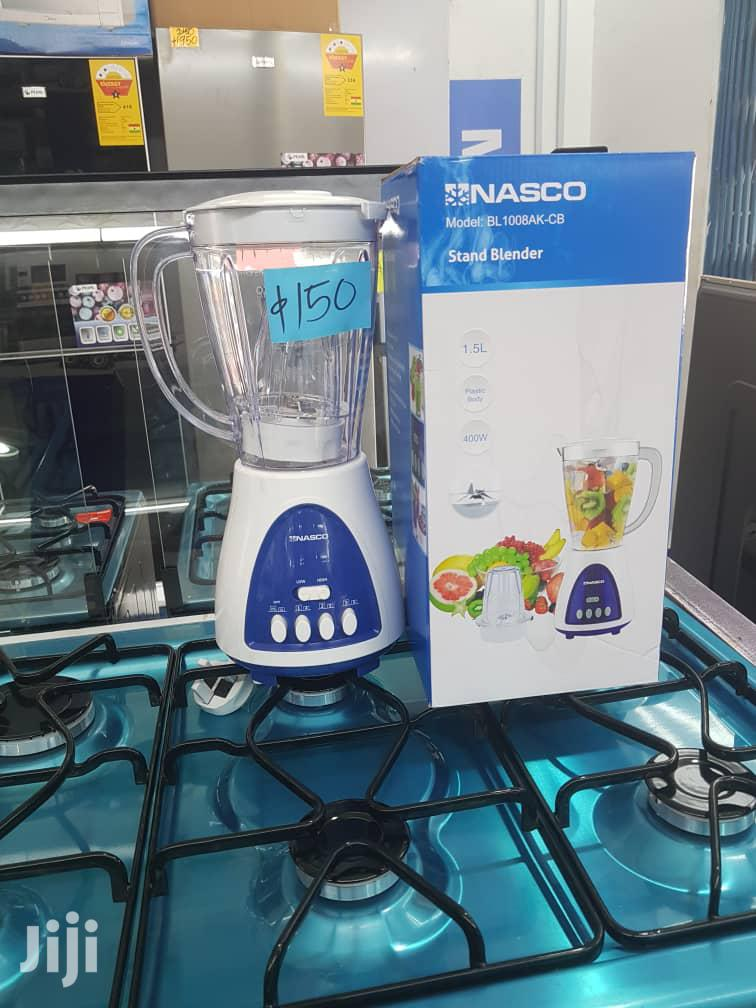 NASCO 1.5ltr Blender With Grinder | Kitchen Appliances for sale in Accra Metropolitan, Greater Accra, Ghana