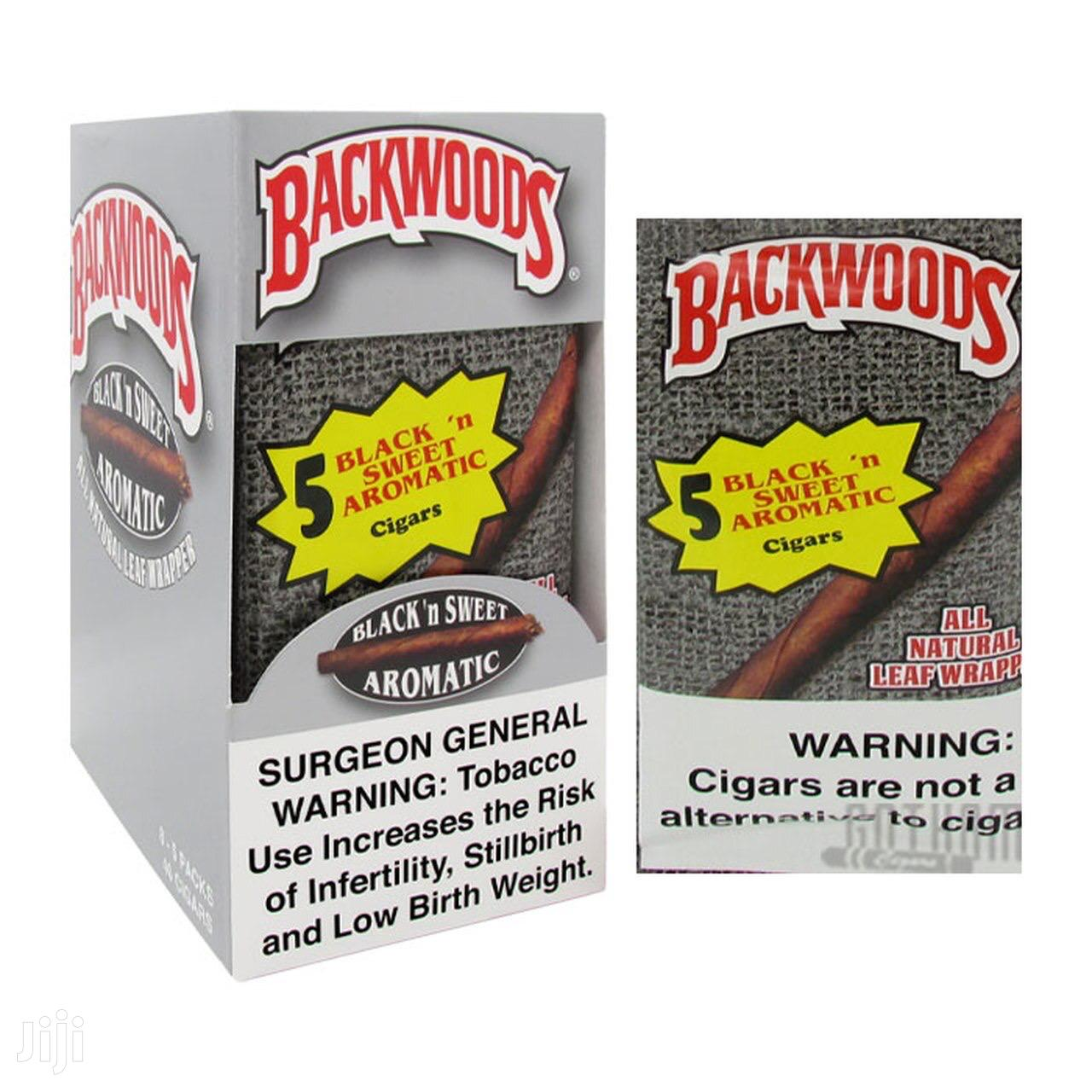 Box of Backwoods. Promo Sales | Tobacco Accessories for sale in Achimota, Greater Accra, Ghana