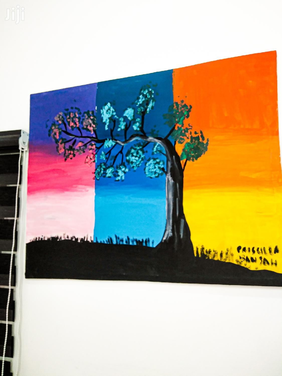 Archive: Tree Painting