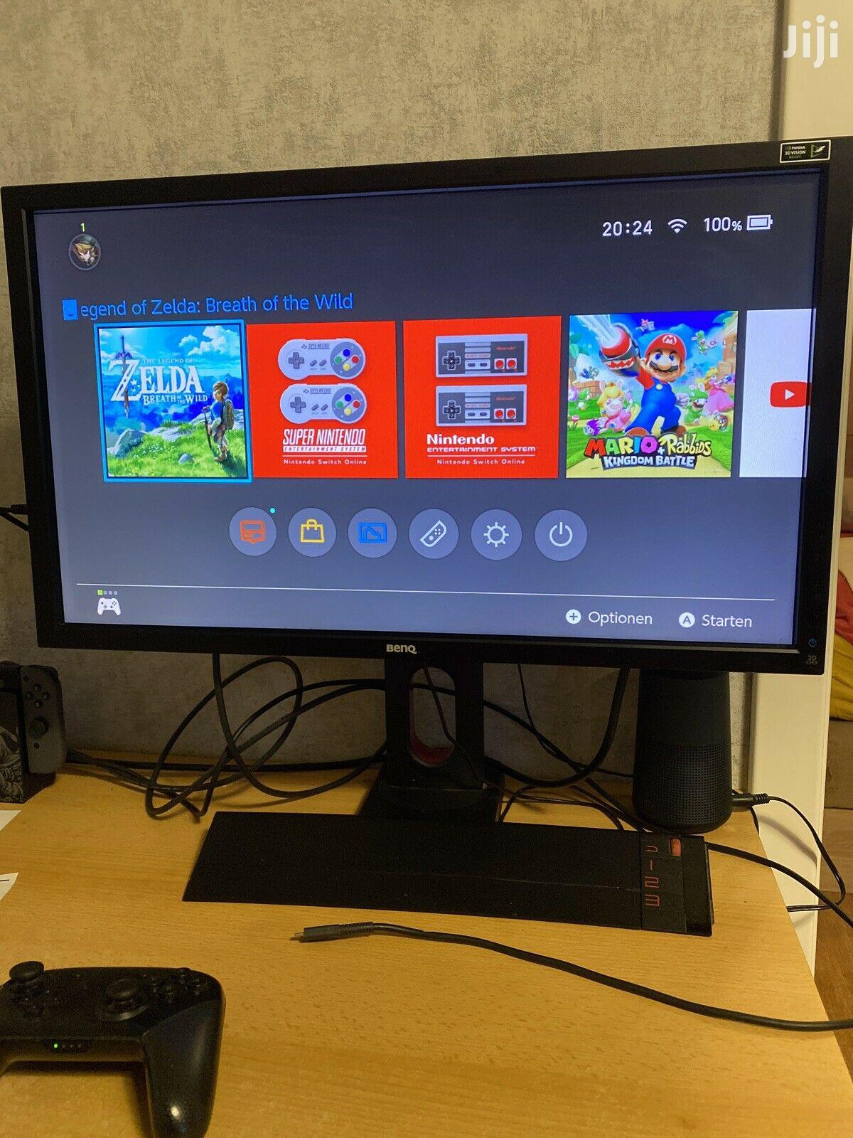 "Archive: Benq XL2420T 120hz 1080p LED 24"" Gaming Monitor 2ms GTG XL24"
