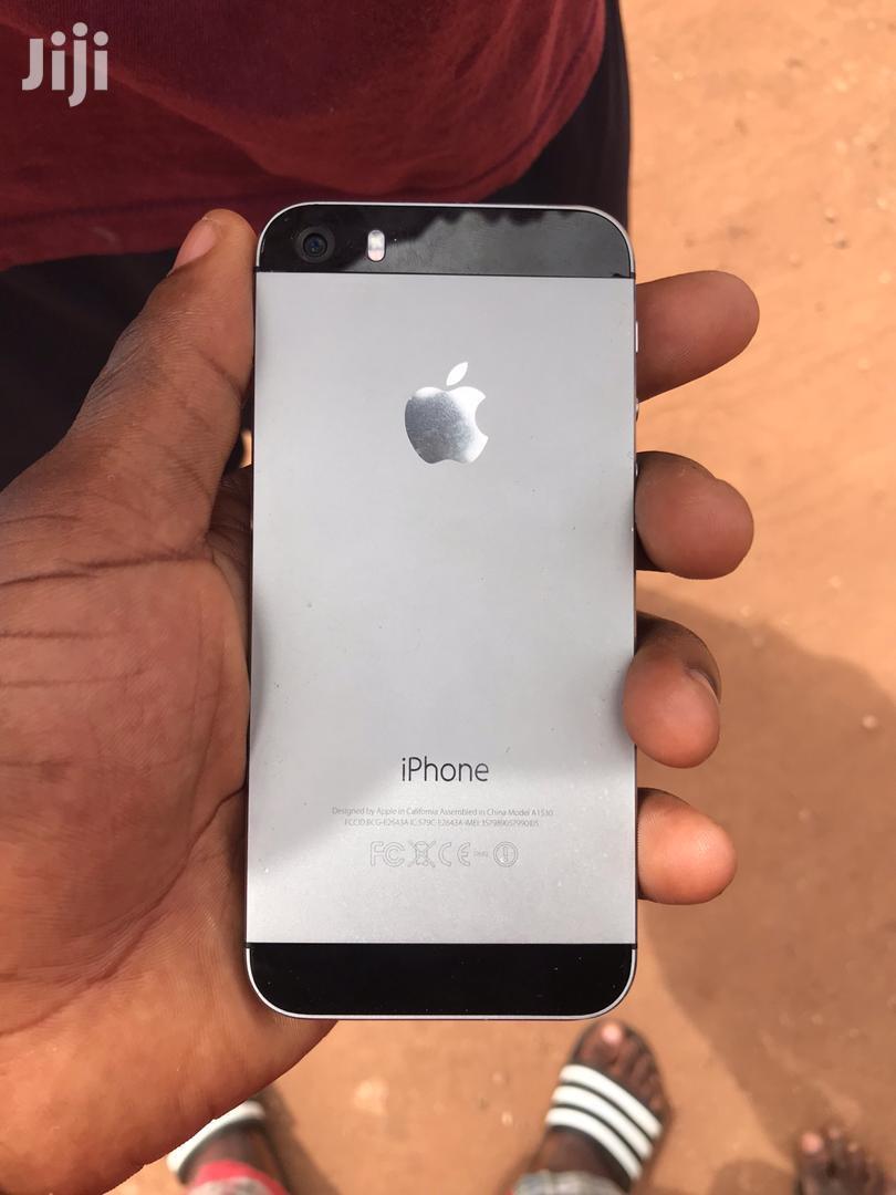 Apple iPhone 5s 16 GB Gray | Mobile Phones for sale in Kumasi Metropolitan, Ashanti, Ghana