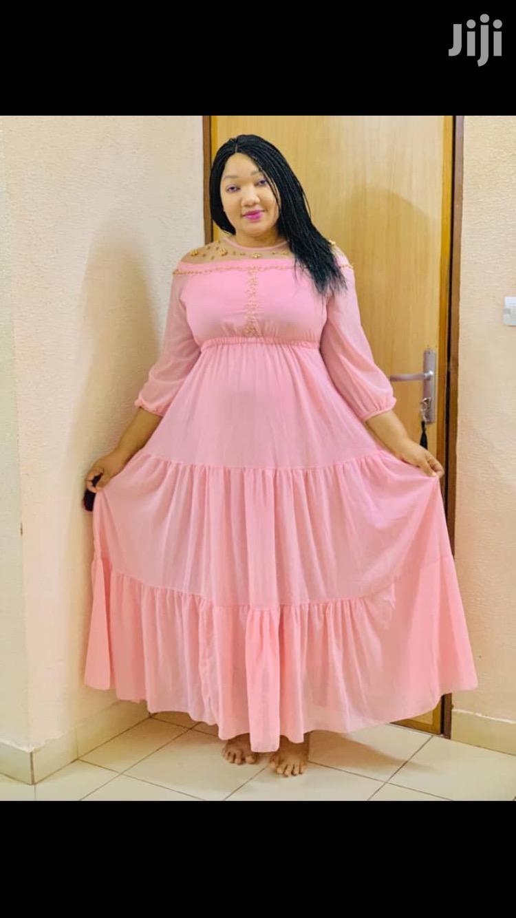 Archive: Long Maxi Dress