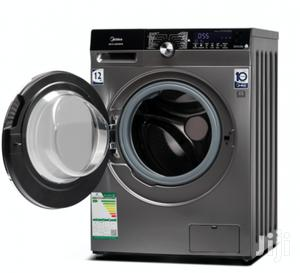 Powerful Midea 7kg Front Loader Fully Auto Washing Machine   Home Appliances for sale in Greater Accra, Accra Metropolitan