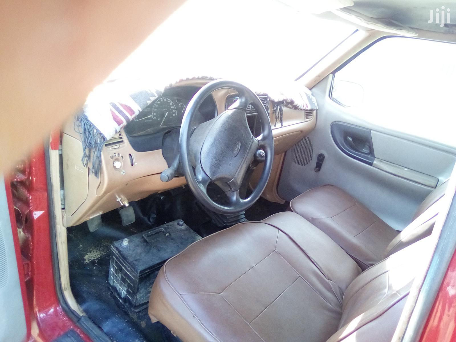 Ford Mazda