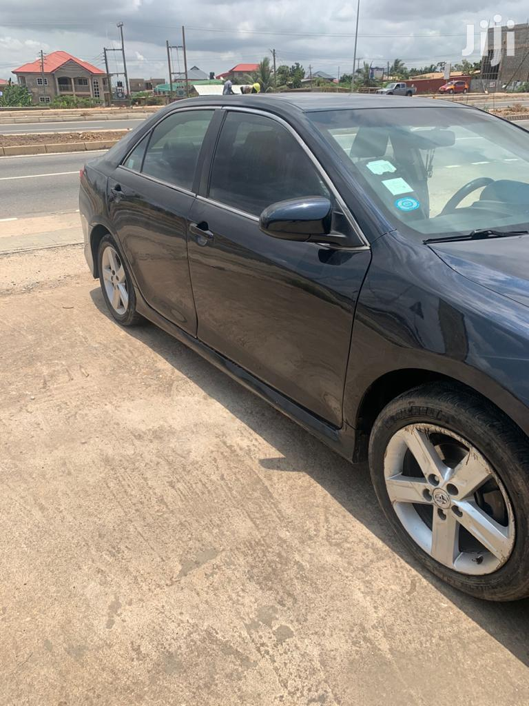 Toyota Camry 2014 Black | Cars for sale in Abelemkpe, Greater Accra, Ghana