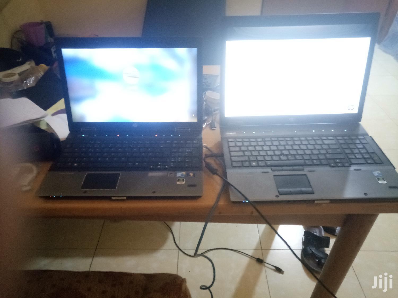 Archive: Laptop HP EliteBook 8740W 8GB Intel Core I7 HDD 500GB