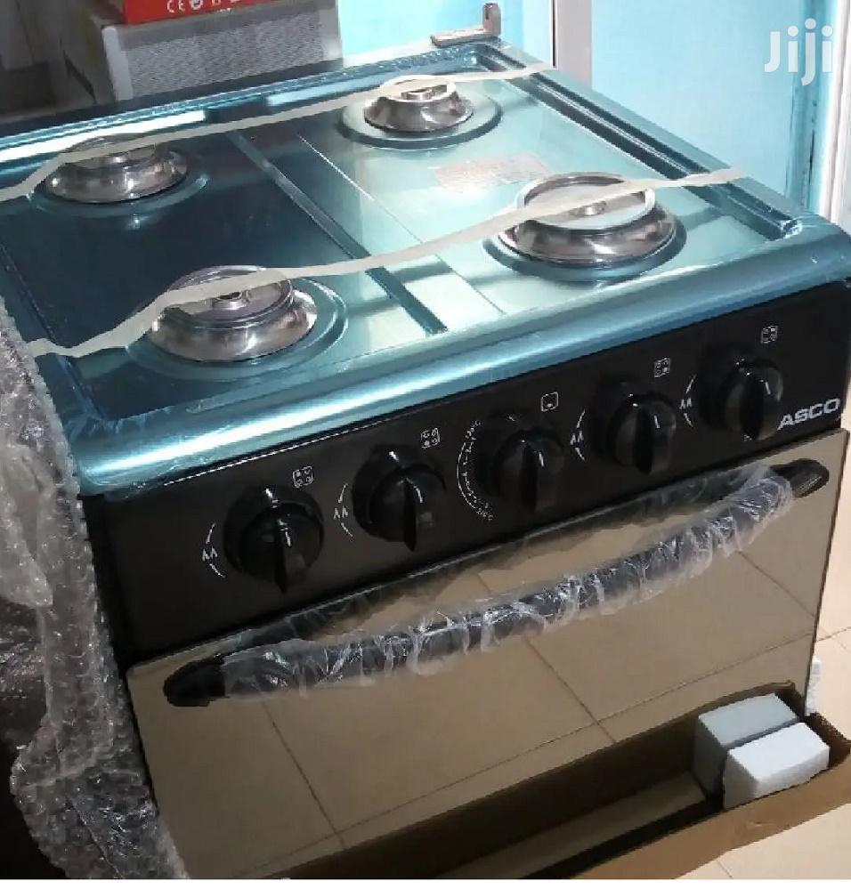 Nasco 50*50 Table Gas Stove WITH MINI OVEN