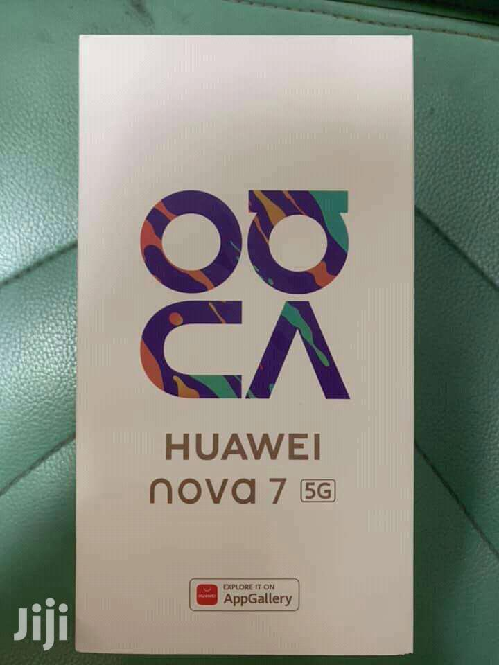Archive: New Huawei Nova 7 Pro 256 GB Blue