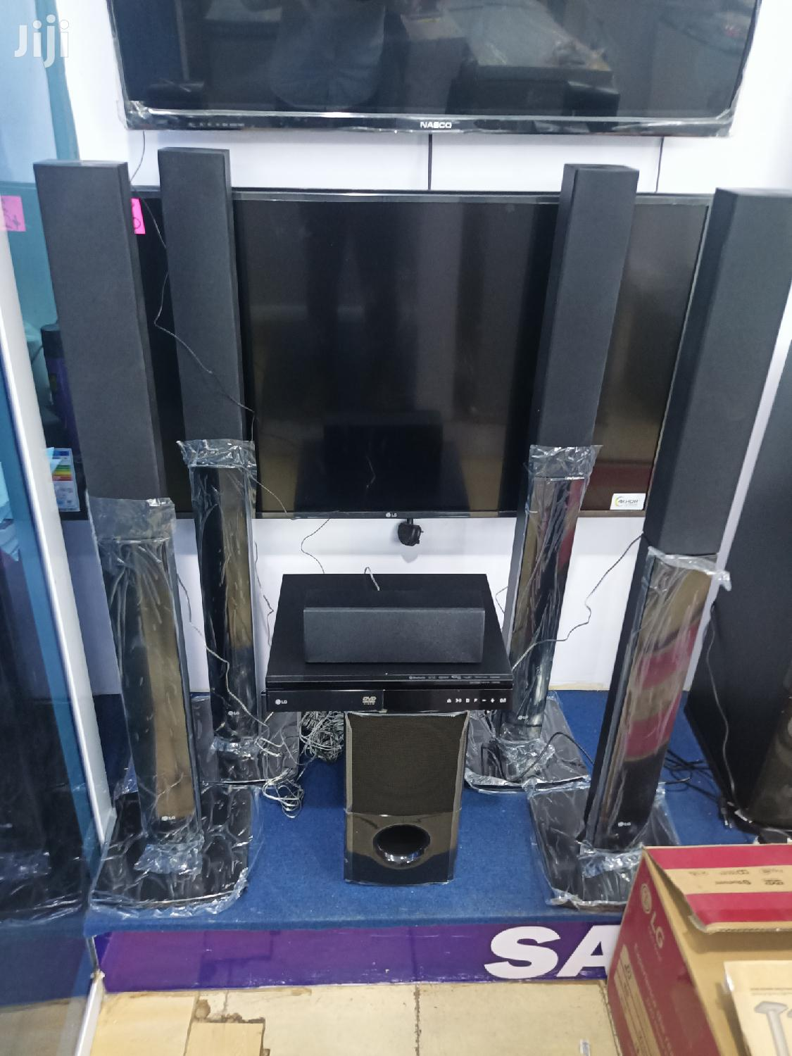 LG LHD655-BT 1000watt Bluetooth Home Theater System | Audio & Music Equipment for sale in Accra Metropolitan, Greater Accra, Ghana