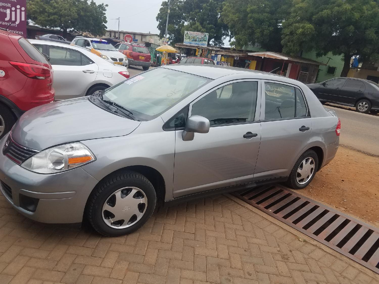 Nissan Versa 2010 1.6 Gray | Cars for sale in Accra Metropolitan, Greater Accra, Ghana