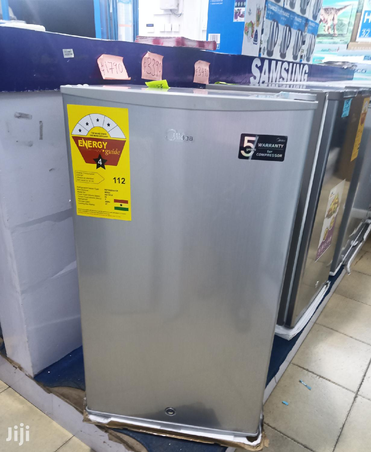 Midea Table Top Refrigerator -Hs121l | Kitchen Appliances for sale in Accra Metropolitan, Greater Accra, Ghana