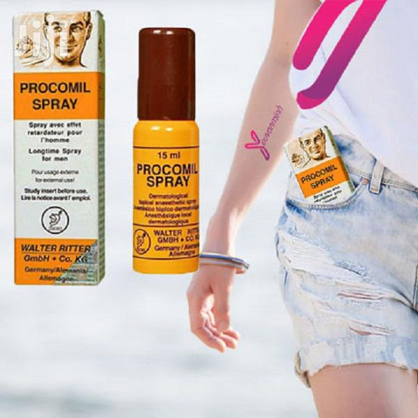 Procomil Delay Spray - 15ml | Sexual Wellness for sale in Ga West Municipal, Greater Accra, Ghana