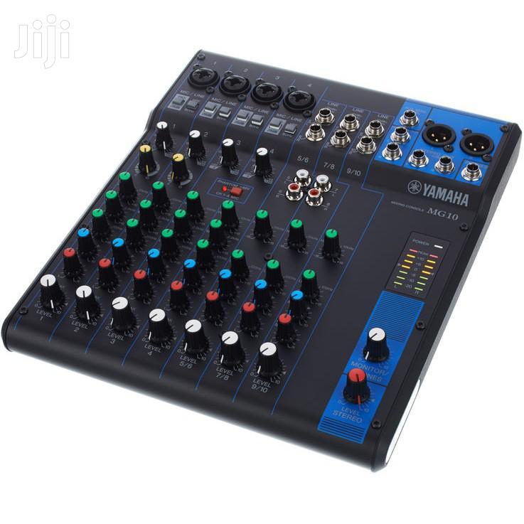 Yamaha Mixer Mg10xu | Audio & Music Equipment for sale in Accra Metropolitan, Greater Accra, Ghana