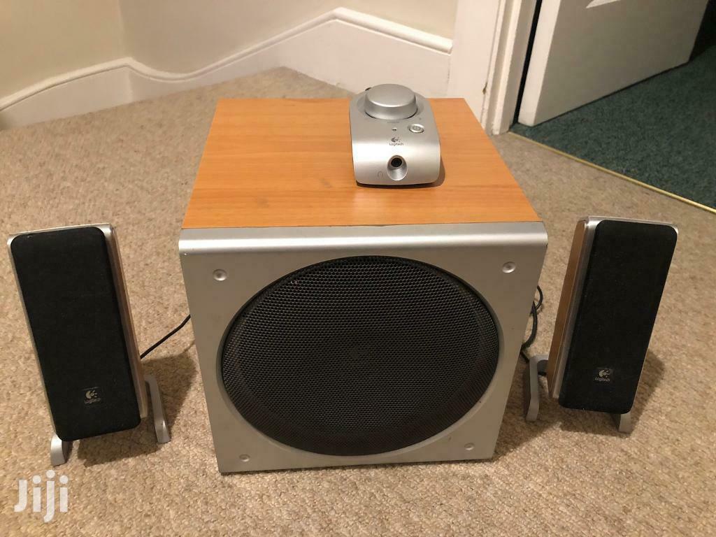 Archive: BLUETOOH Logitech Z-3 Multimedia Speaker System