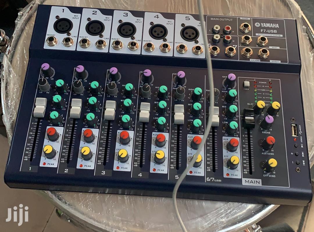 7b Usb Mixer