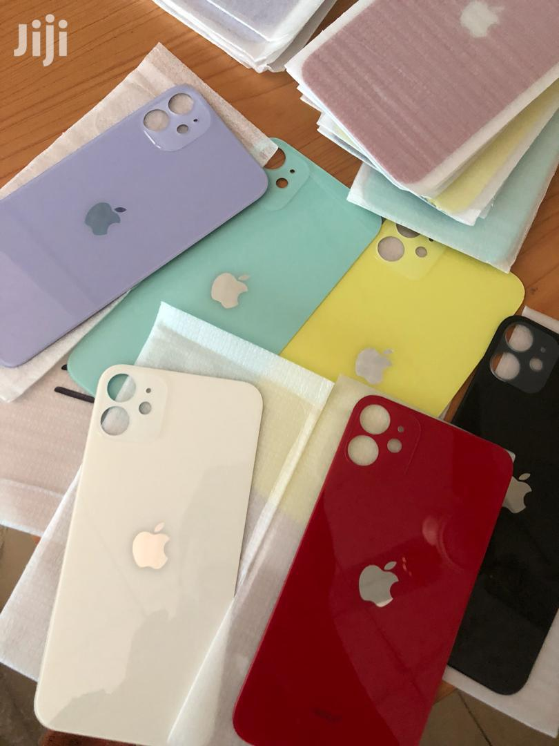 All iPhone Back Glass