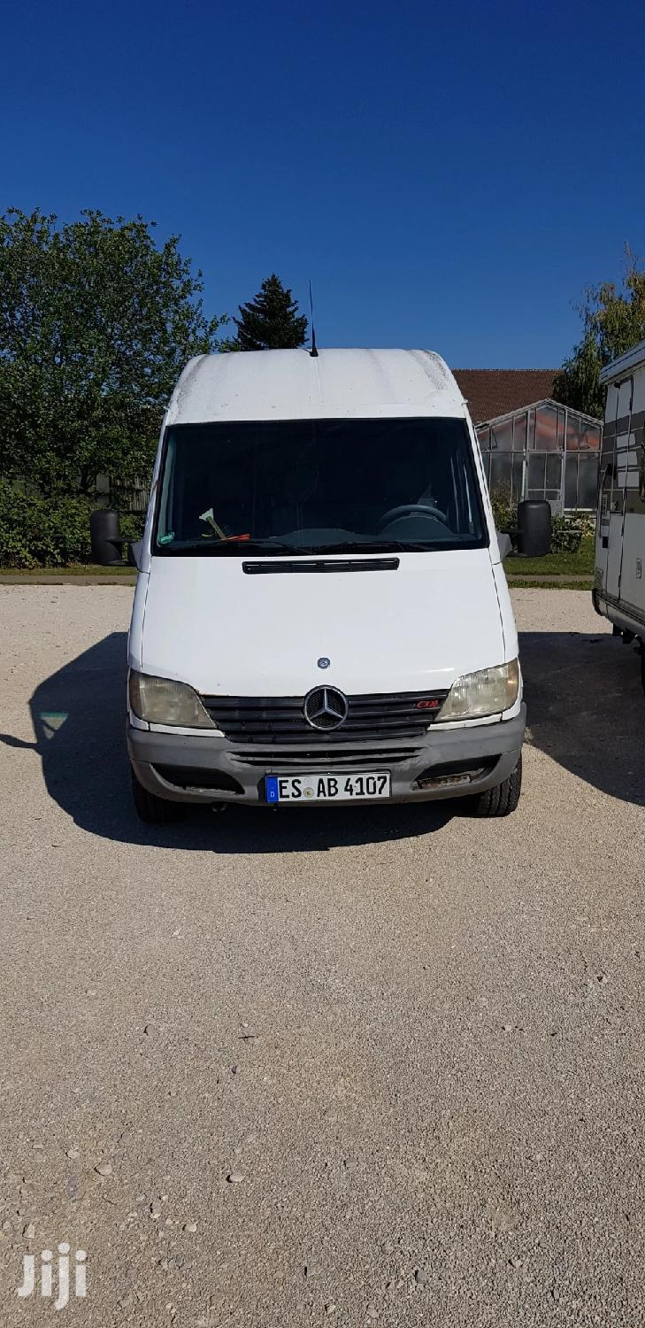 Mercerdes Benz Sprinter 312 Cdi From Germany   Buses & Microbuses for sale in Achimota, Greater Accra, Ghana