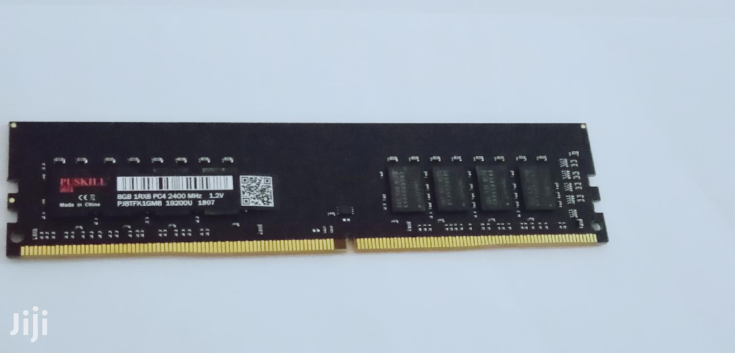 Desktop Memory Ddr4 8gb