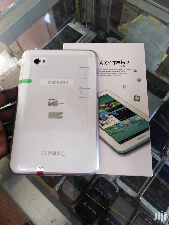Samsung Galaxy Tab 2 7.0 P3100 16 GB White