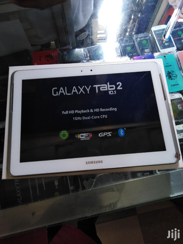 New Samsung Galaxy Tab 2 10.1 P5100 16 GB White
