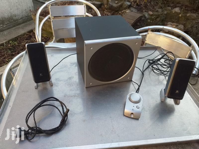 Archive: Logitech Z3 Woofer With Bluetooth Device From UK