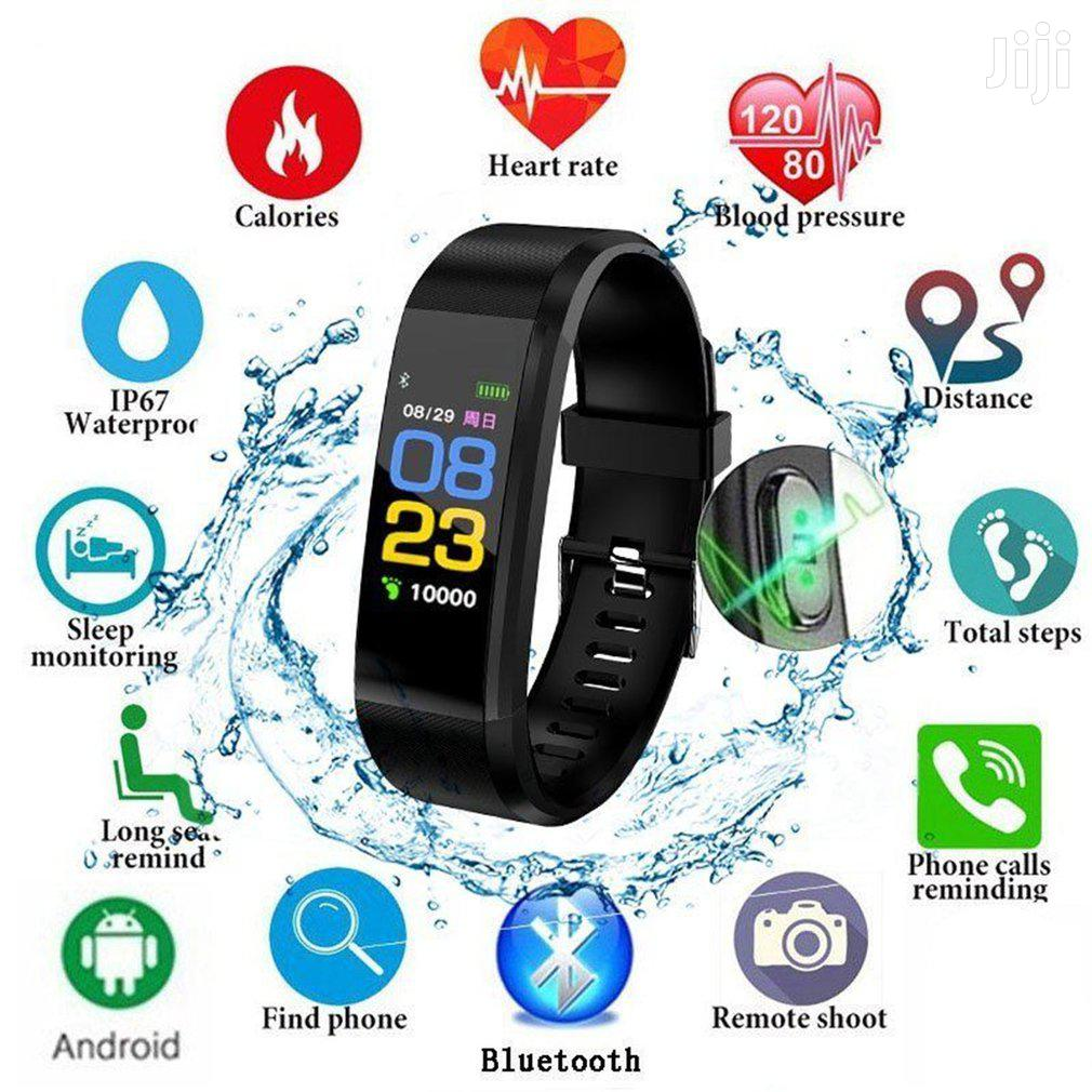 115 Smart Bracelet Watch