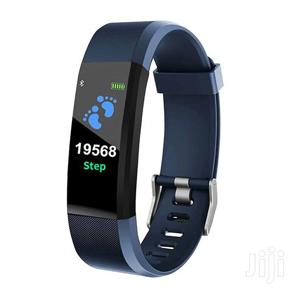 115 Smart Bracelet Watch   Smart Watches & Trackers for sale in Kokomlemle, Greater Accra, Ghana