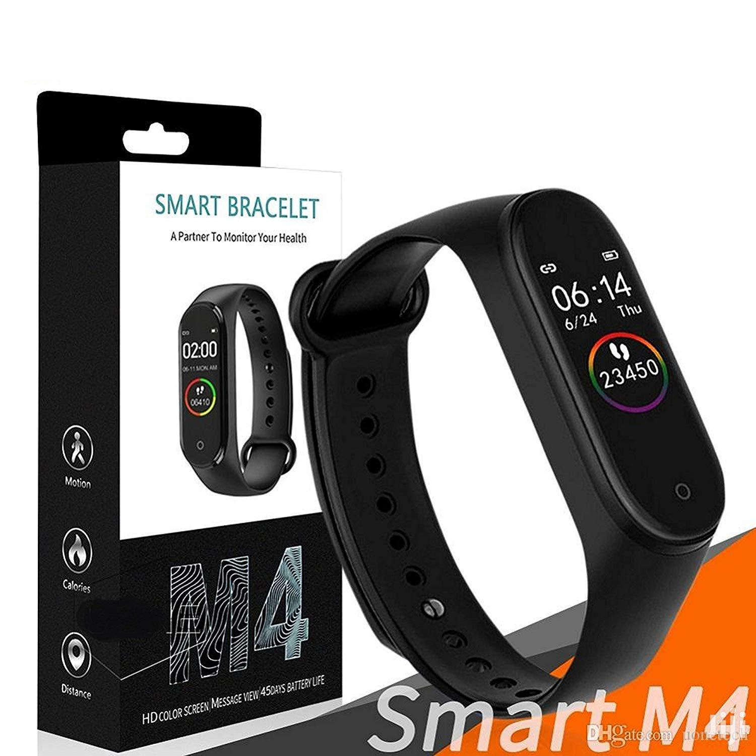 M4 Smart Bracelet Watch | Smart Watches & Trackers for sale in Kokomlemle, Greater Accra, Ghana