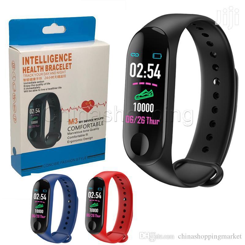 M3 Smart Bracelet Watch