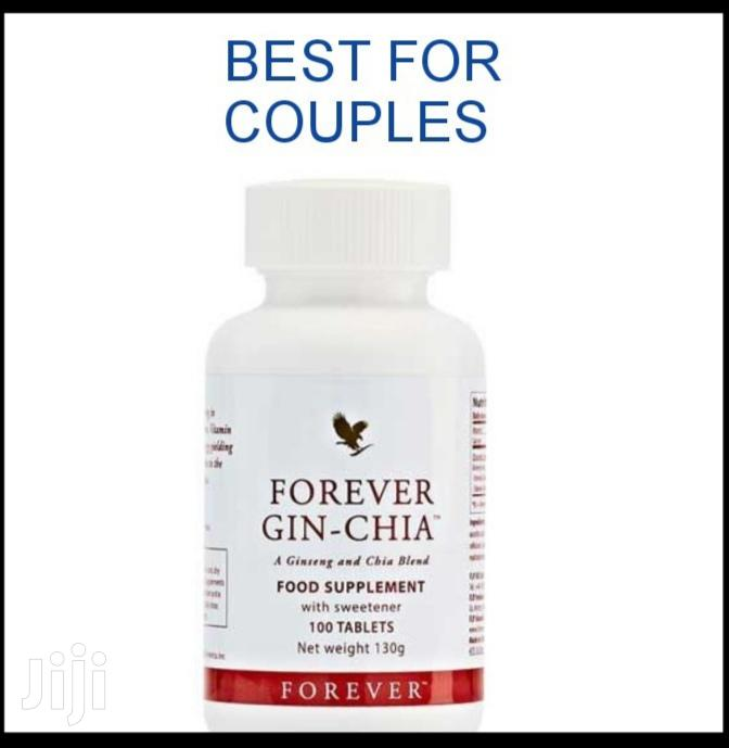 Forever Gin-chia (For Sexual Wellness L