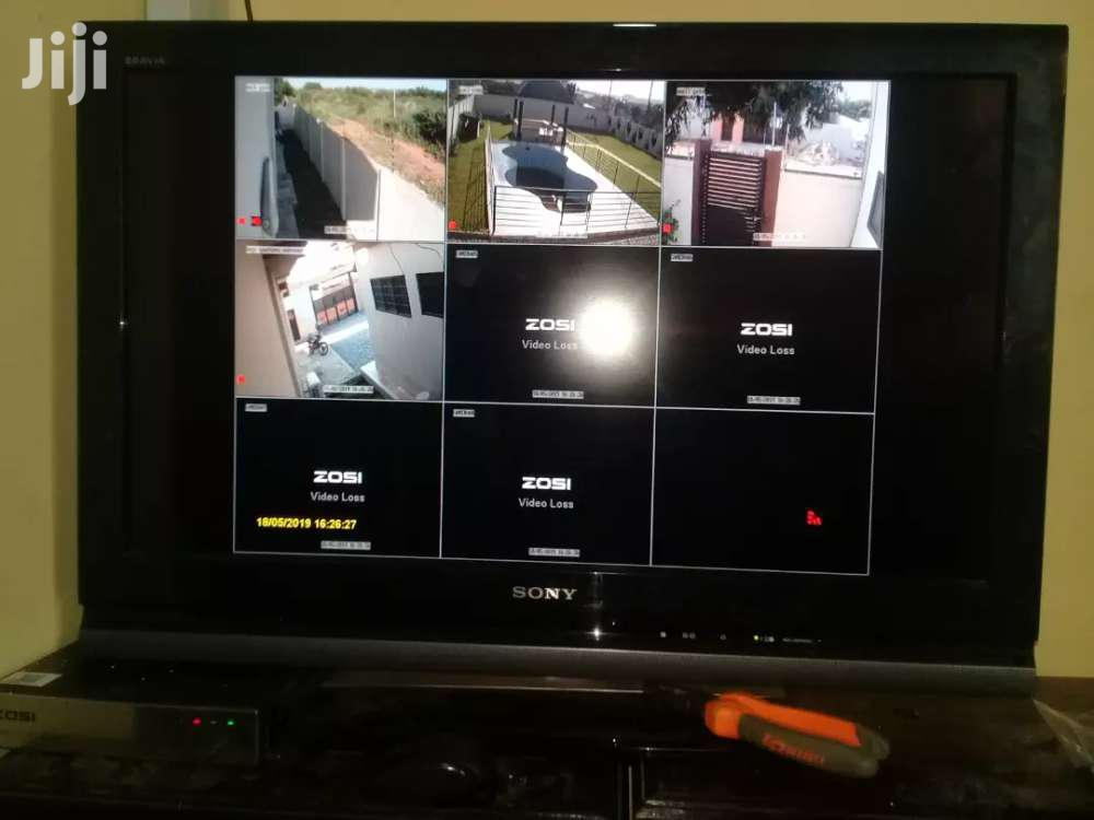 CCTV INSTALLATION | Building & Trades Services for sale in Adenta Municipal, Greater Accra, Ghana