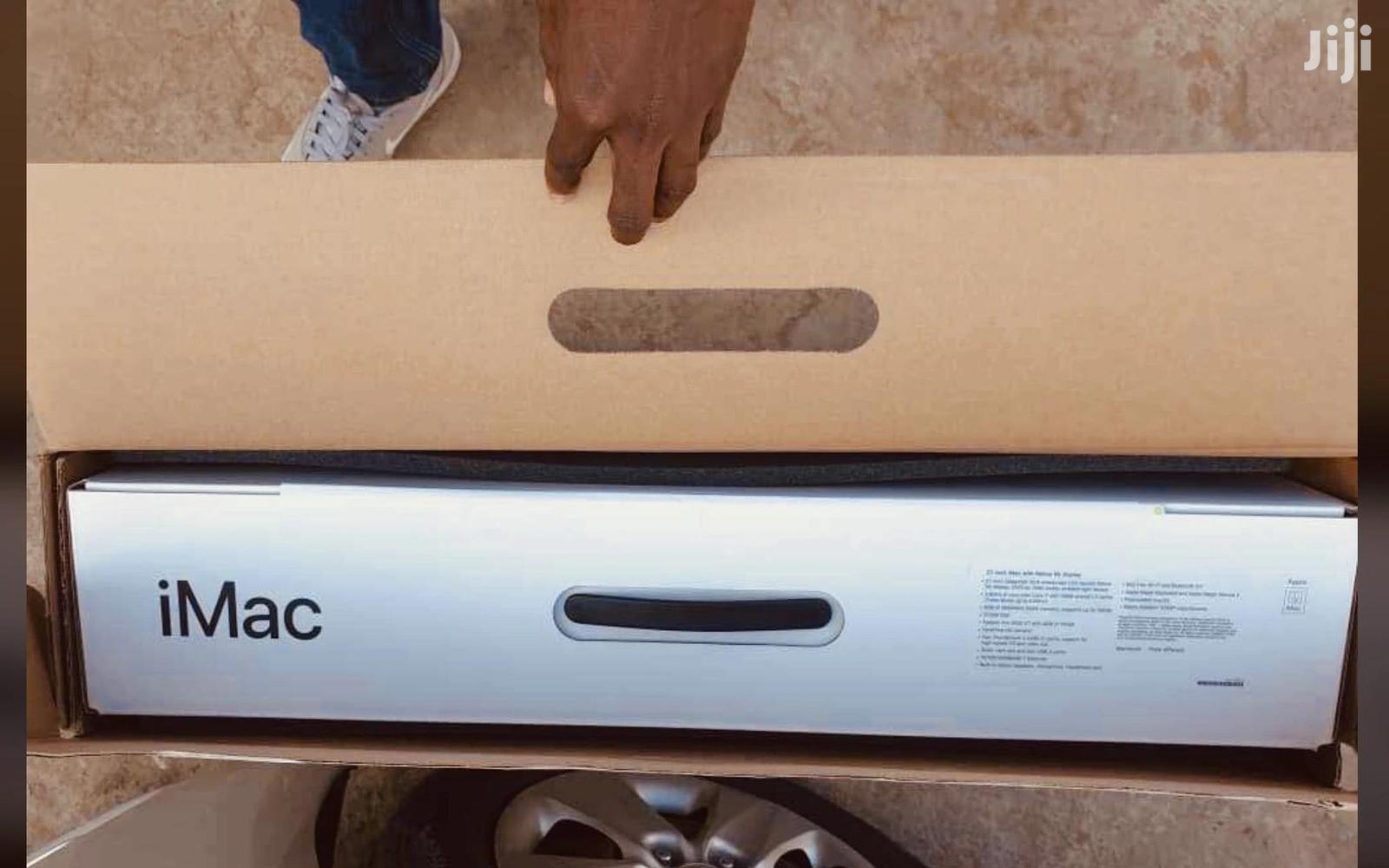 Archive: New Desktop Computer Apple iMac 8GB Intel Core i7 SSD 512GB