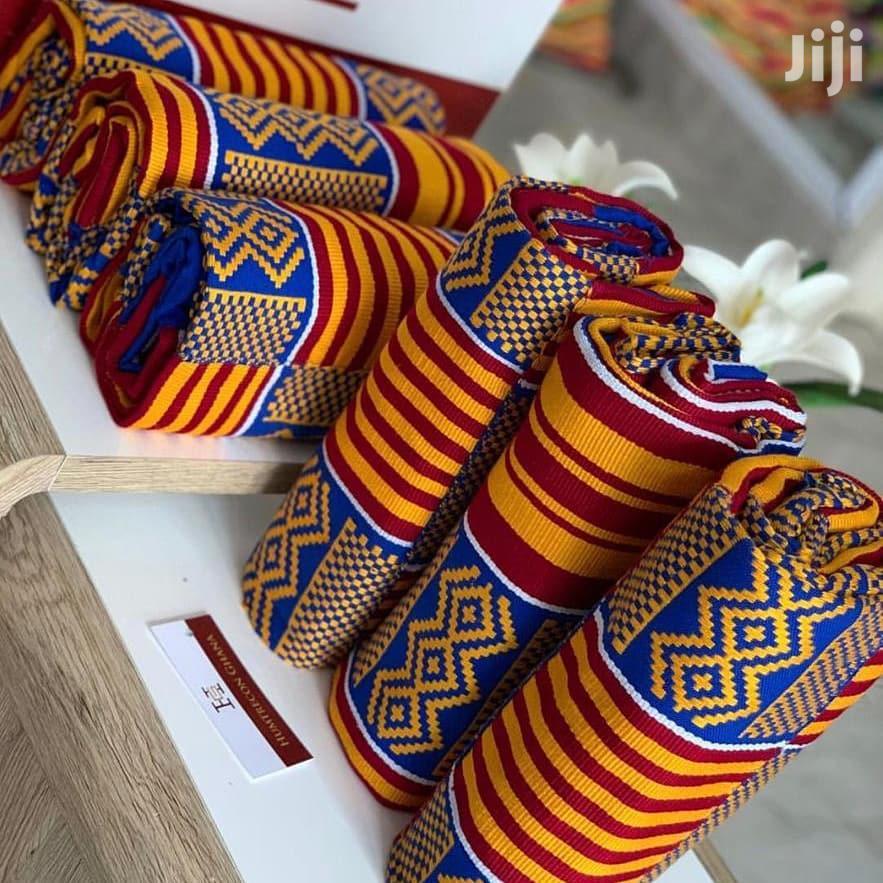 Archive: Ghanaian Hand-weaved Kente