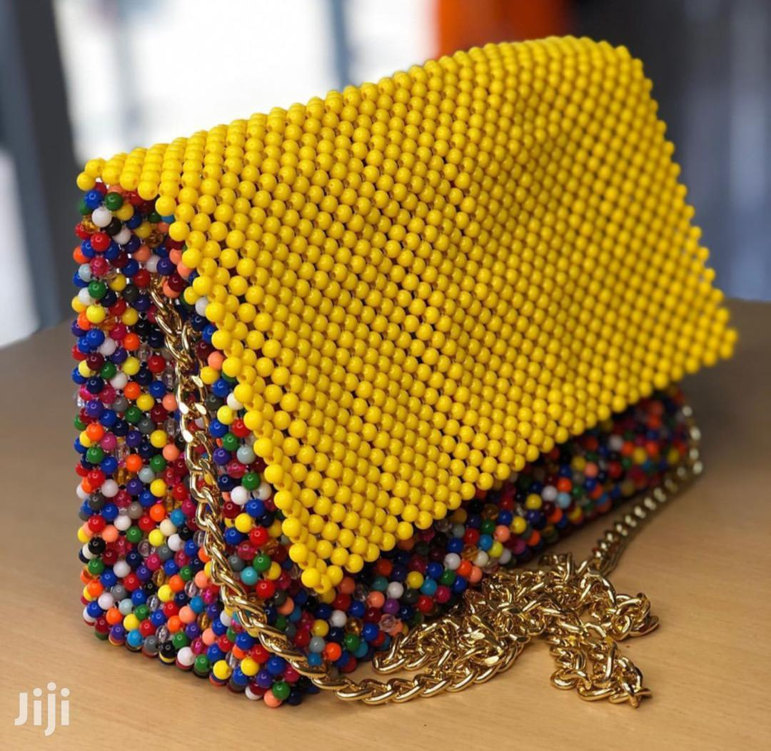Archive: Beaded Purse Bag