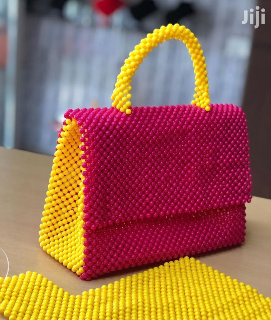 Archive: Beaded Cute Bag