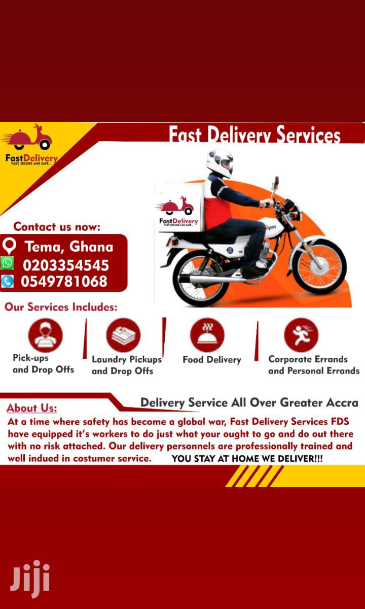Archive: Fast Delivery Services